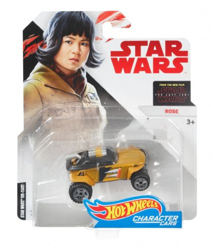 Star Wars Hot Wheels Rose Vehicle